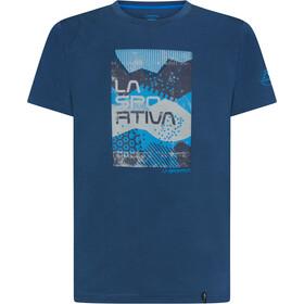 La Sportiva Patch T-Shirt Men opal